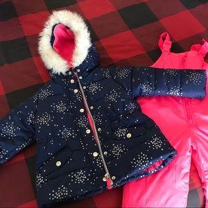 Girl's Ski/Snow outfit